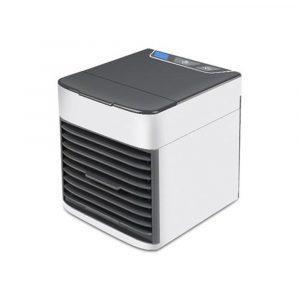 Portable USB Mini Air Cooler 18008 Black/Grey