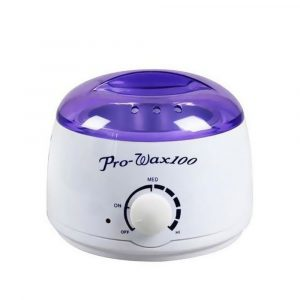Hot Wax Warmer Heater Machine Pot White/Purple- Prowax100