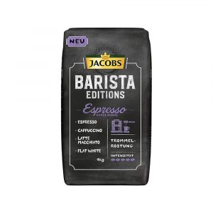 Jacobs Barista Editions Espresso Coffee Beans