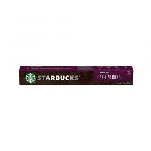 Starbucks Blonde Espresso Roast By Nespresso Coffee 53g