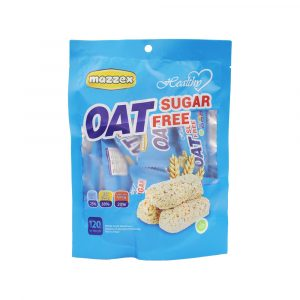 Mazzex Oat Choco Sugar Free 120gr