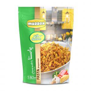 Mazzex Sabzan Pepperoni Pasta 180gr