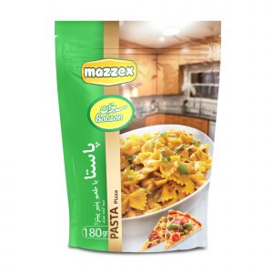 Mazzex Sabzan Pizza Pasta 180gr