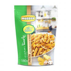 Mazzex Sabzan Mushroom & Cheese Pasta 180gr