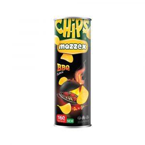 Mazzex BBQ Flavor Chips 160gr