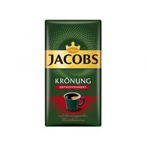 Jacobs Kronung Entkoffeiniert Ground Coffee