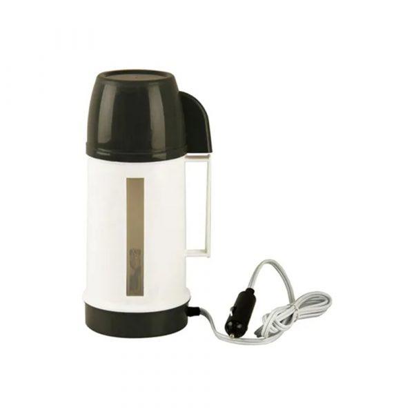 Electric Water Boiling Mug CK-4386 Black/White